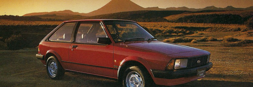 Ford Laser 1982 Photo - 1