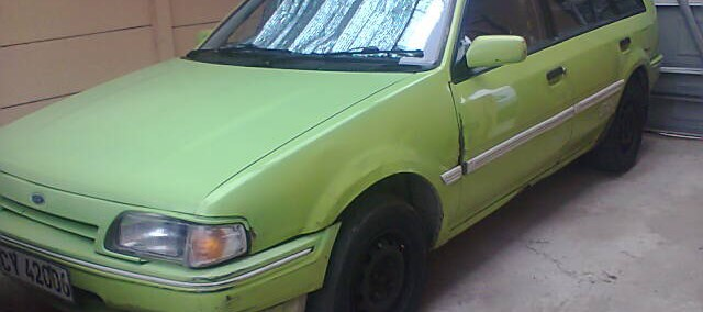 Ford Laser 1987 Photo - 1