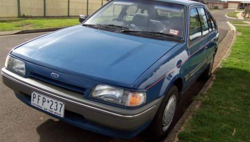Ford Laser 1988 Photo - 1