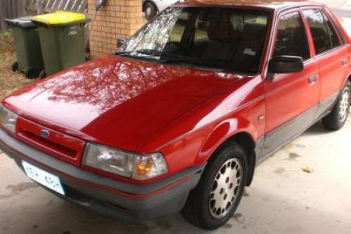 Ford Laser 1989 Photo - 1