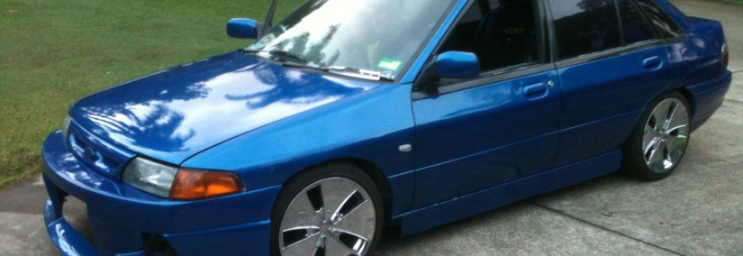 Ford Laser 1994 Photo - 1