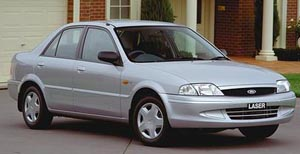 Ford Laser 1998 Photo - 1