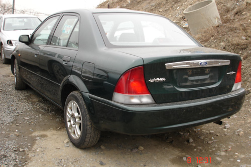 Ford Laser 2006 Photo - 1