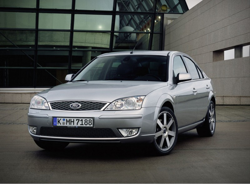 Ford Modeo 2003