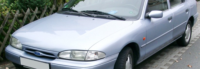 Ford Mondeo 1993 Photo - 1
