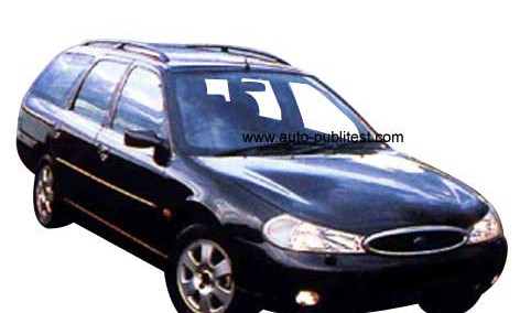 Ford Mondeo 1996 Photo - 1