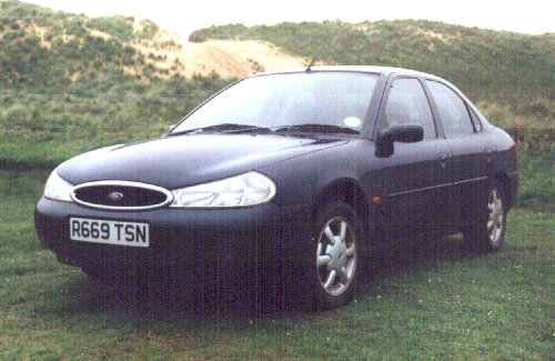Ford Mondeo 1998 Photo - 1