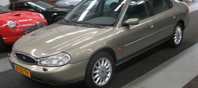 Ford Mondeo 2000 Photo - 1