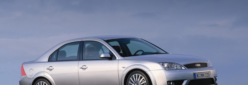 Ford Mondeo 2001 Photo - 1