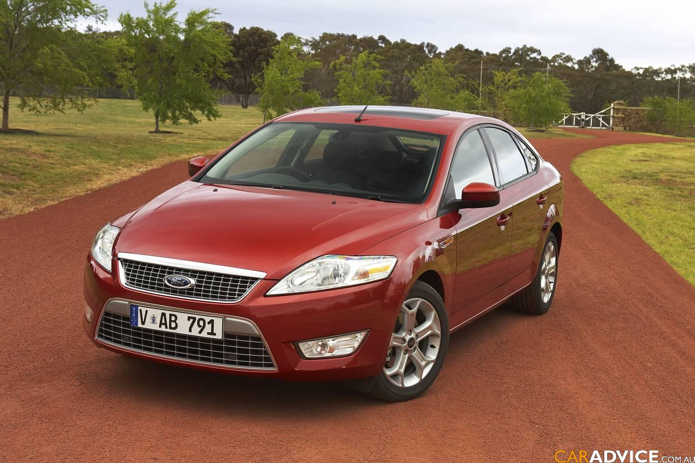 Ford Mondeo 2008 Photo - 1