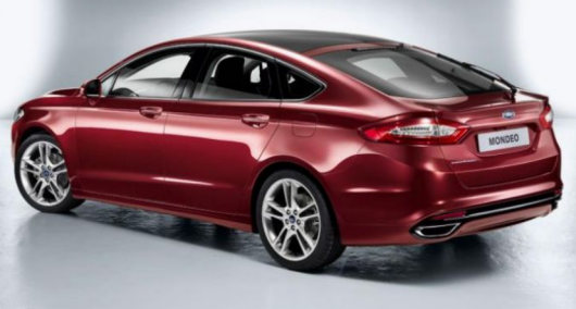 Ford Mondeo 2014 Photo - 1