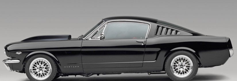 Ford Mustang 1953 Photo - 1