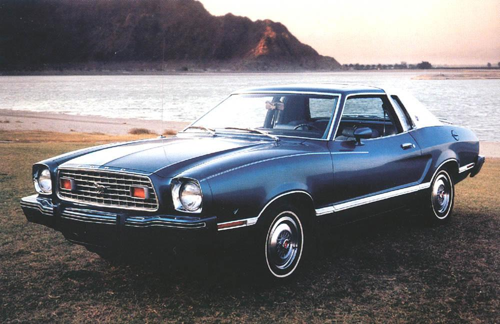 Ford Mustang 1975 Photo - 1
