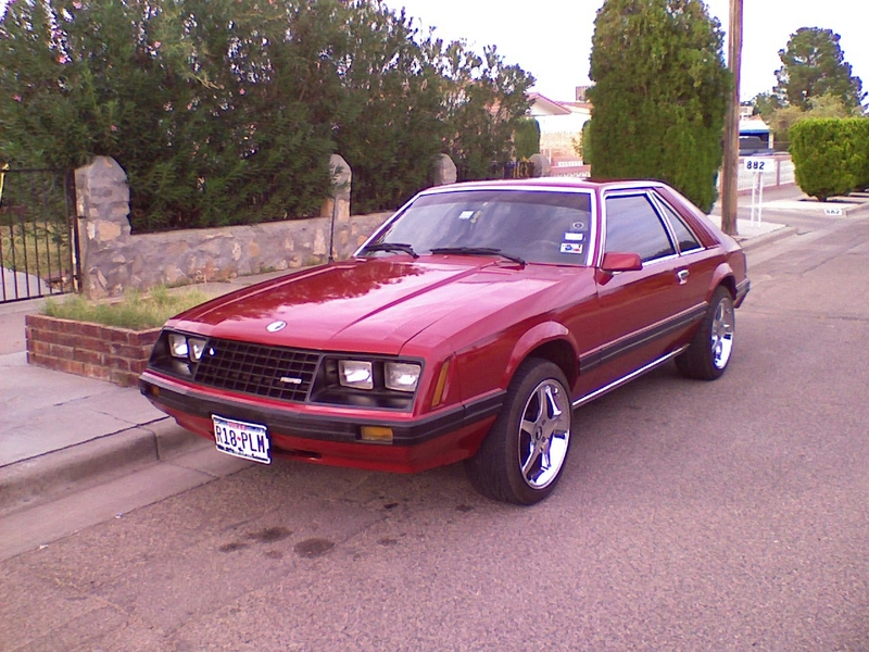 Ford Mustang 1981 Photo - 1