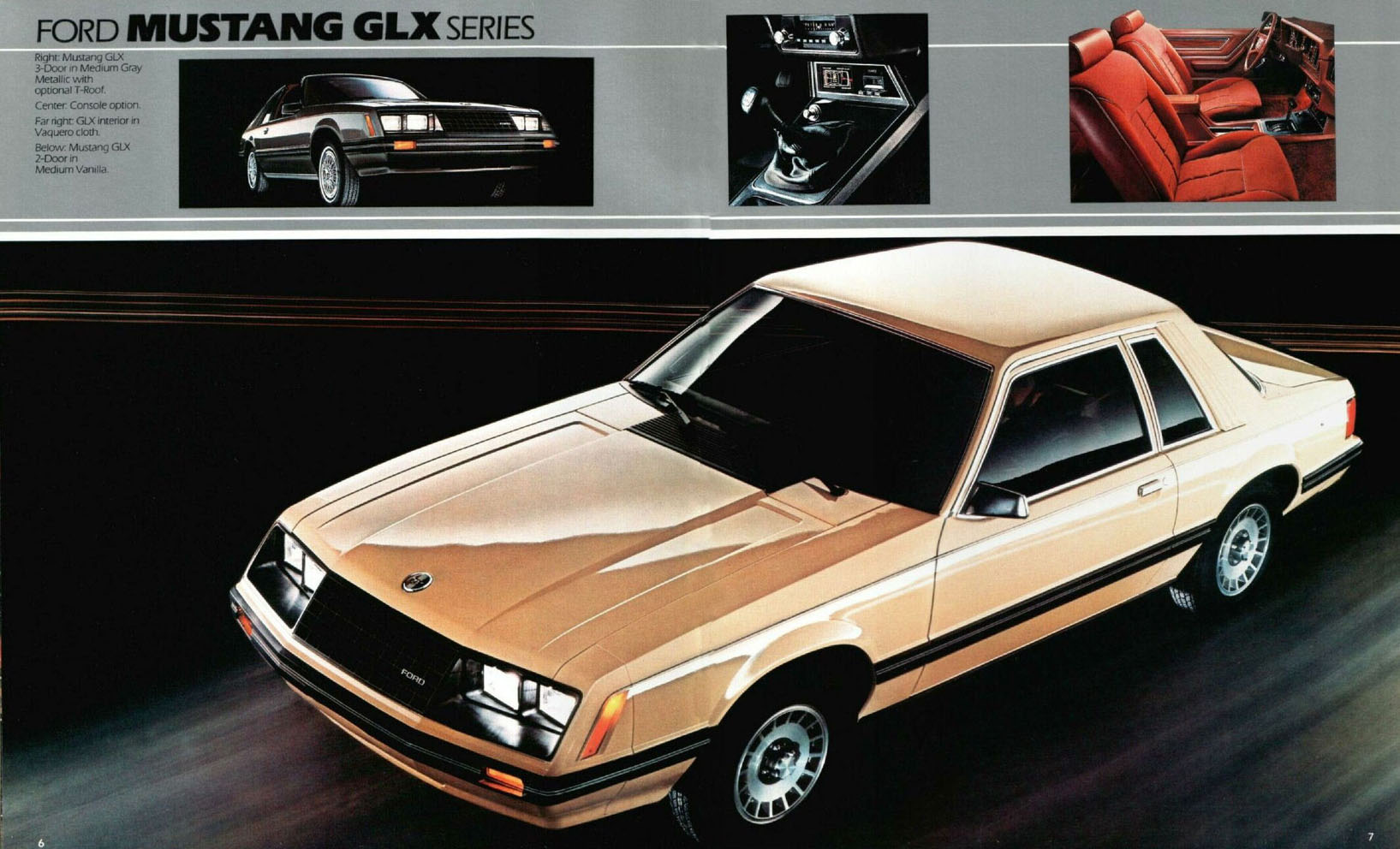 Ford Mustang 1982 Photo - 1
