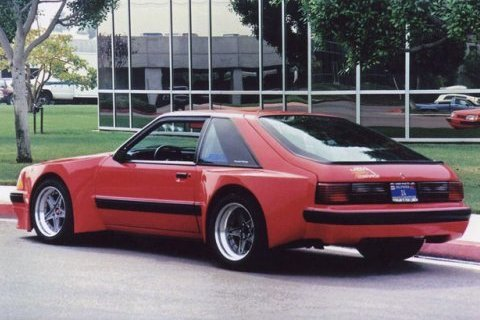 Ford Mustang 1989 Photo - 1