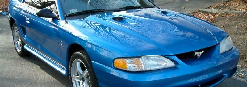Ford Mustang 1998 Photo - 1