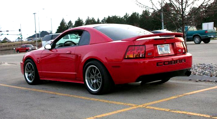 Ford Mustang 1999 Photo - 1
