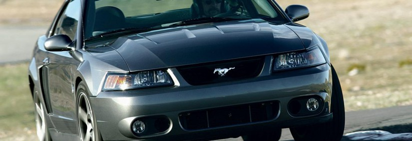 Ford Mustang 2003 Photo - 1