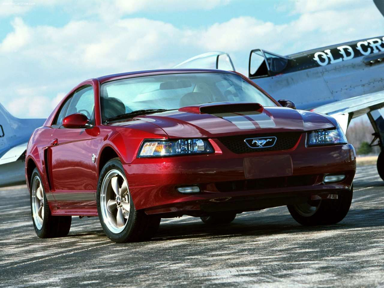 Ford Mustang 2004 Photo - 1