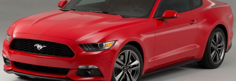 Ford Mustang 2015 Photo - 1