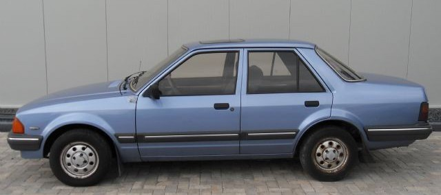 Ford Orion 1985 Photo - 1