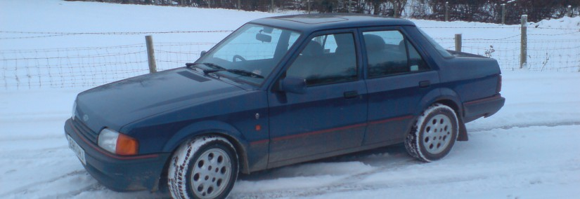 Ford Orion 1988 Photo - 1