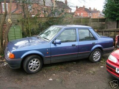 Ford Orion 1996 Photo - 1