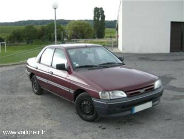 Ford Orion 1994 Photo - 1
