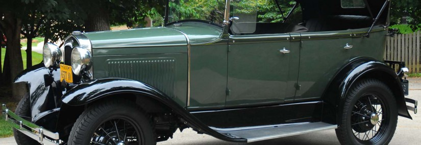 Ford Phaeton 1930 Photo - 1