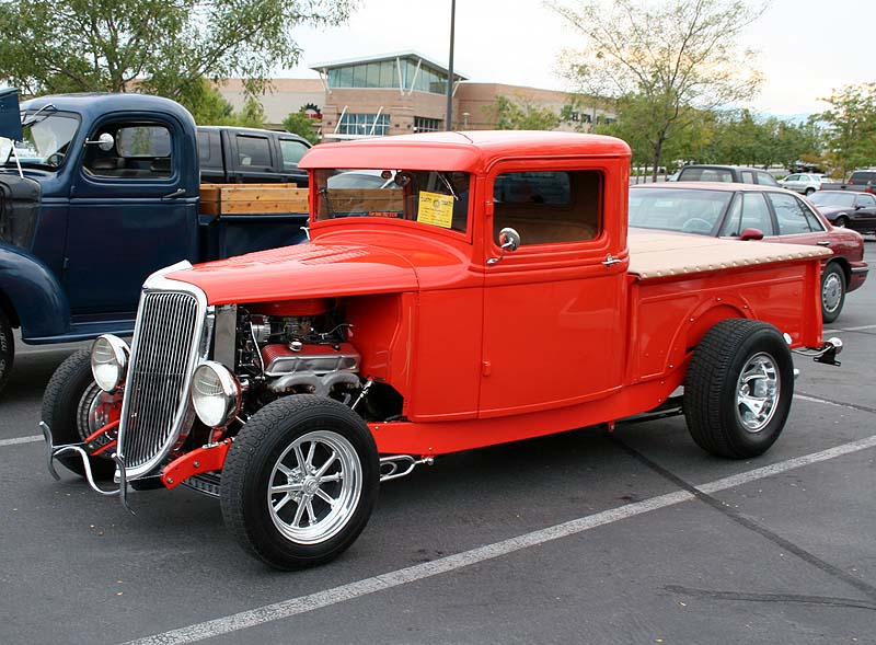 Ford Pickup 1934 Photo - 1