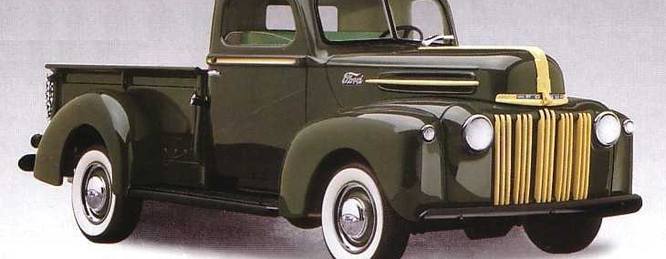 Ford Pickup 1942 Photo - 1
