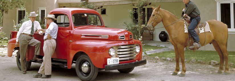 Ford Pickup 1948 Photo - 1