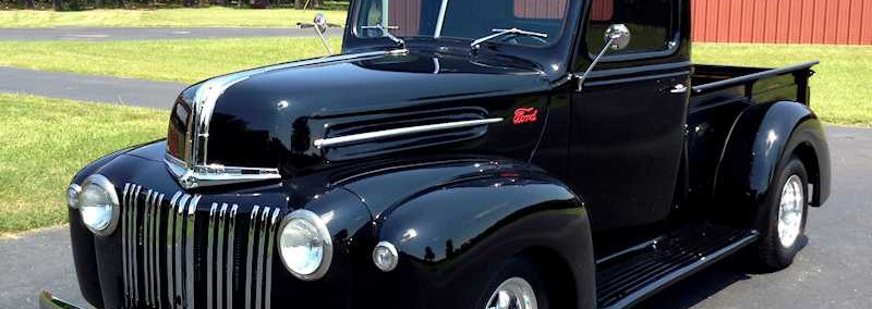 Ford Pickup 1949 Photo - 1