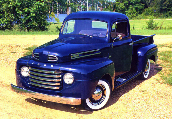 Ford Pickup 1950 Photo - 1