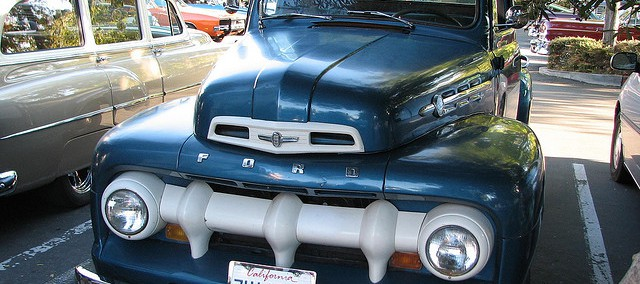 Ford Pickup 1954 Photo - 1