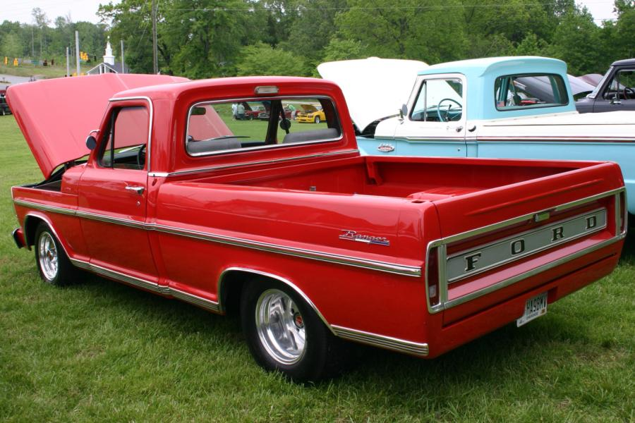 Ford Pickup 1969 Photo - 1