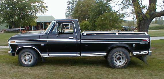 Ford Pickup 1975 Photo - 1