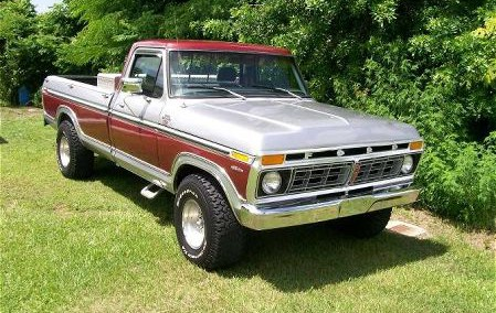 Ford Pickup 1977 Photo - 1