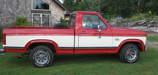 Ford Pickup 1986 Photo - 1