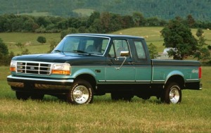 Ford Pickup 1995 Photo - 1