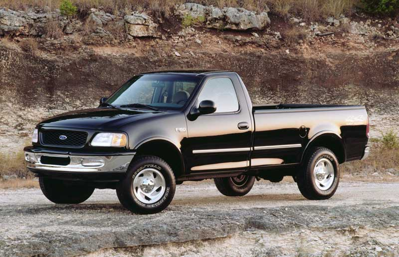 Ford Pickup 1997 Photo - 1