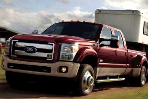 Ford Pickup 2012 Photo - 1