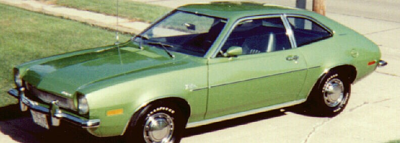 Ford Pinto 1977 Photo - 1