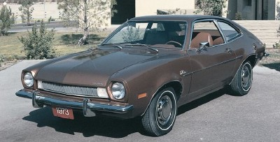 Ford Pinto 1973 Photo - 1