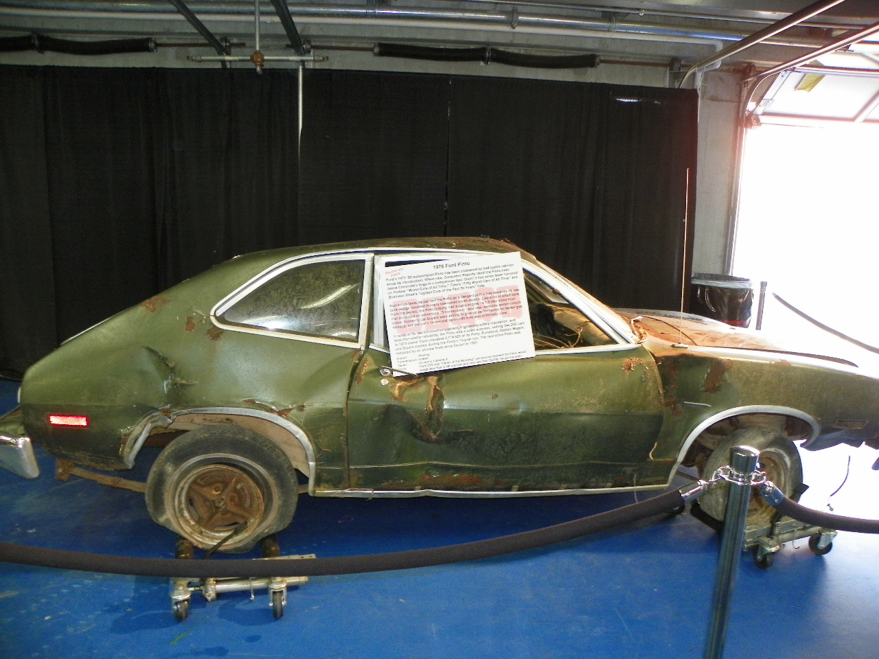 Ford Pinto 2014 Photo - 1