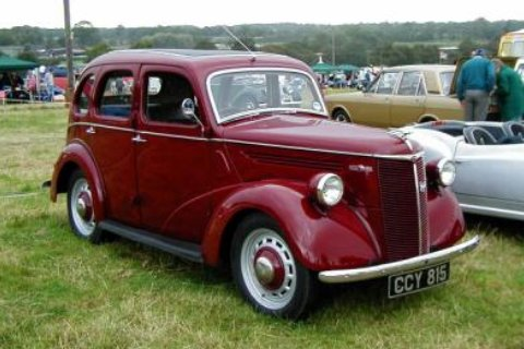Ford Prefect 1939 Photo - 1