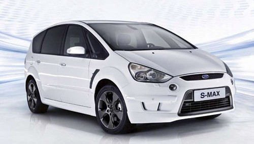 Ford S-max 2005 Photo - 1