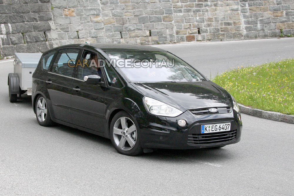 Ford S-max 2009 Photo - 1