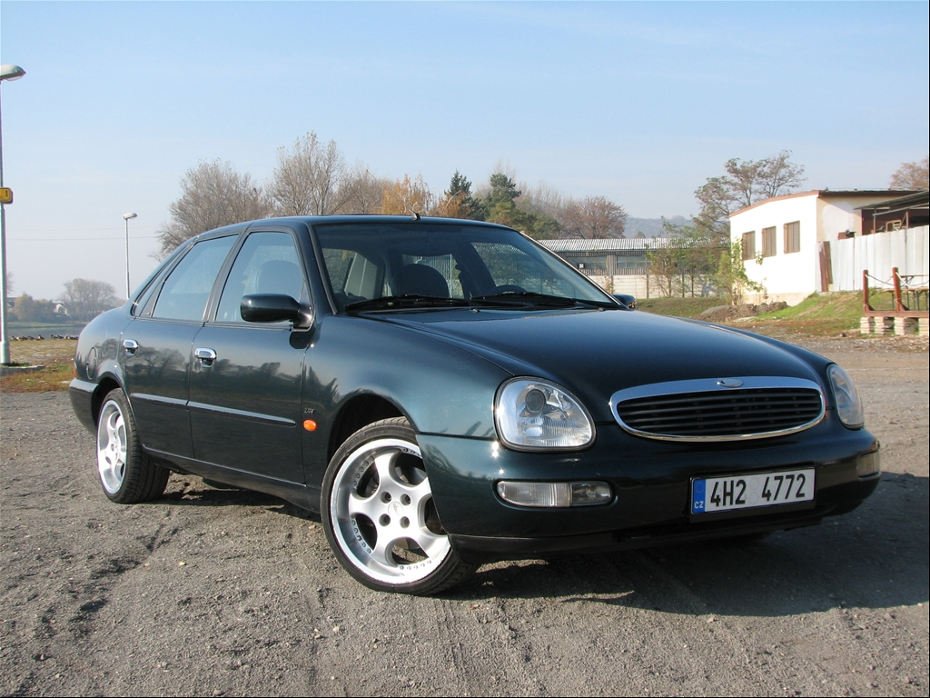Ford Scorpio 1996 Review Amazing Pictures And Images